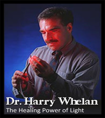 dr harry whelan terapia led