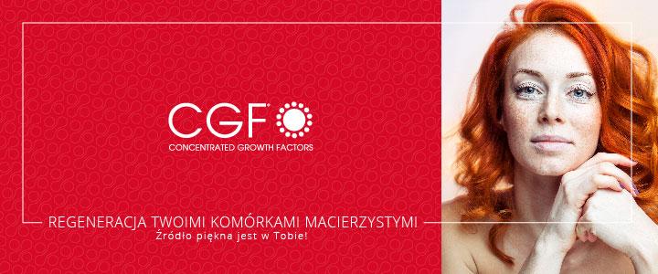 CGF komórki macierzyste osocze bogatopłytkowe kaniowscy
