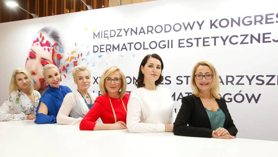 kongres stowarzyszenia lekarzy dermatologów estetycznyc dr ewa kaniowska