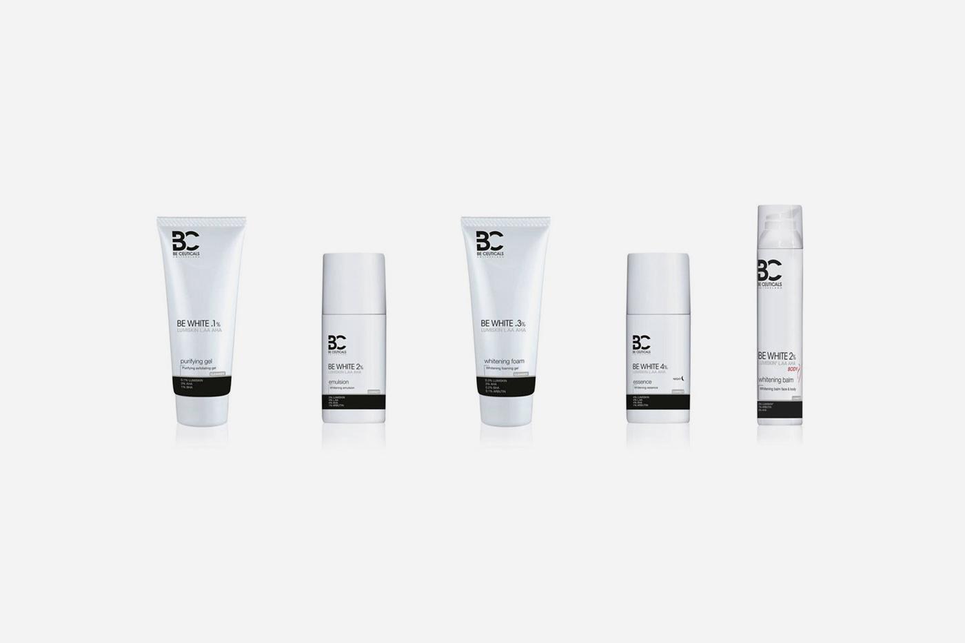 Kosmetyki be white beceuticals