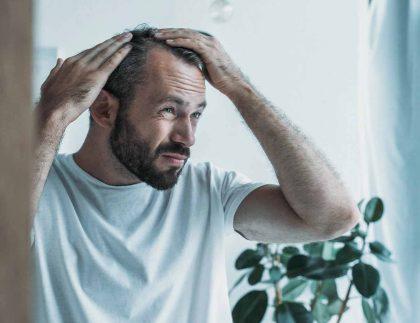 Powstrzymać wypadanie włosów