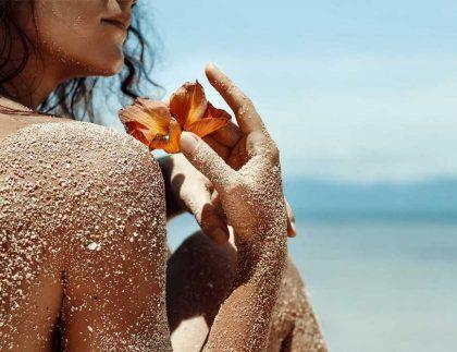 jak zadbać o skórę po lecie