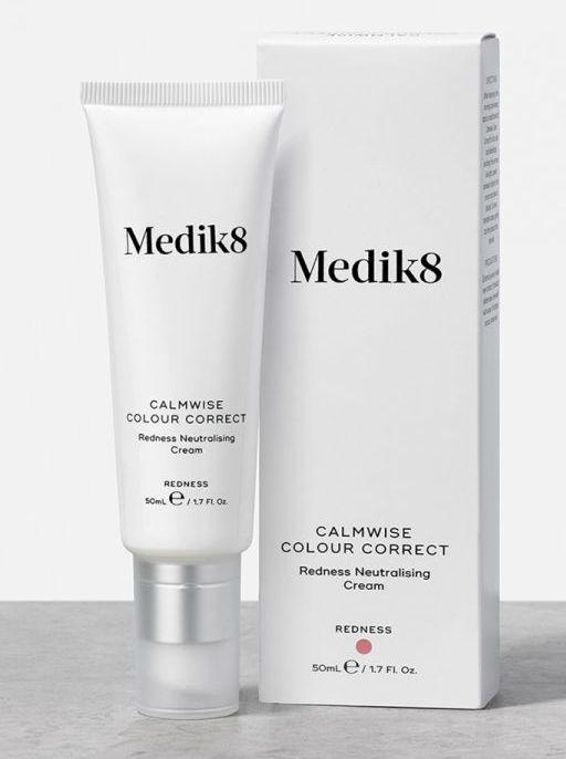 medik8 calmwise colour correct krem neutralizujący z natychmiastowym efektem maskującym