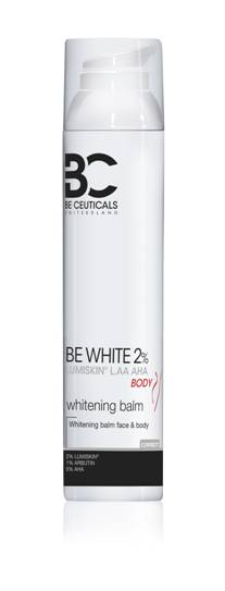 Be Ceuticals Be White body