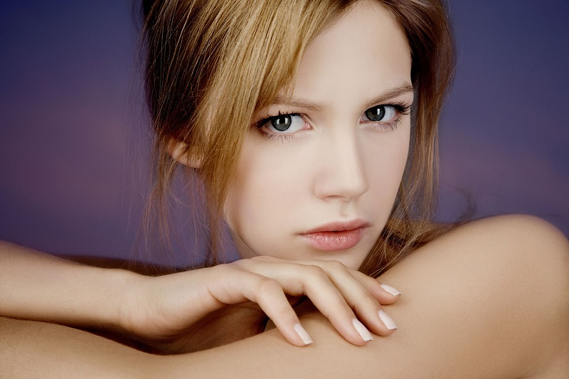 piękna i zdrowa skóra