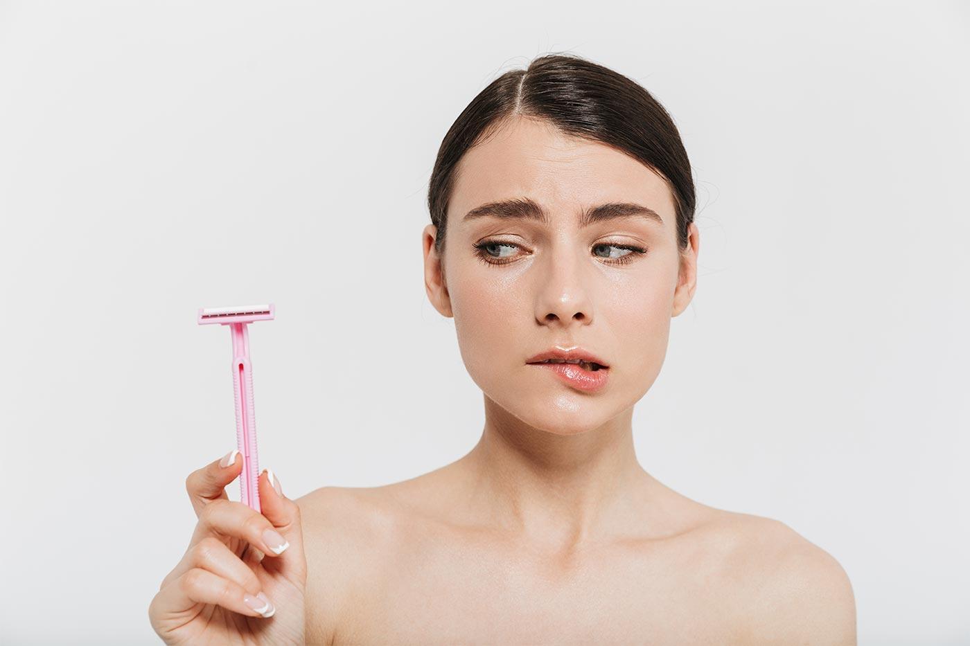 depilacja laserowa twarzy kaniowscy clinic wroclaw