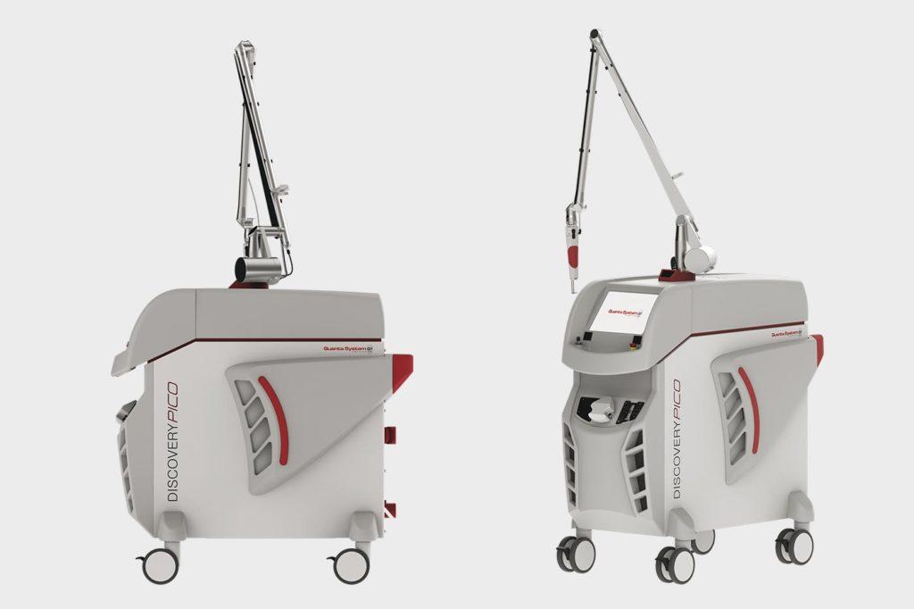 laser discovery pico zabiegi na trądzik