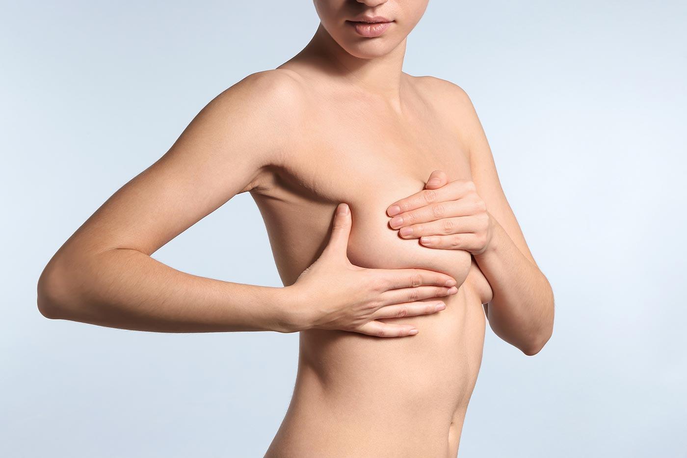 Podnoszenie biustu po ciąży