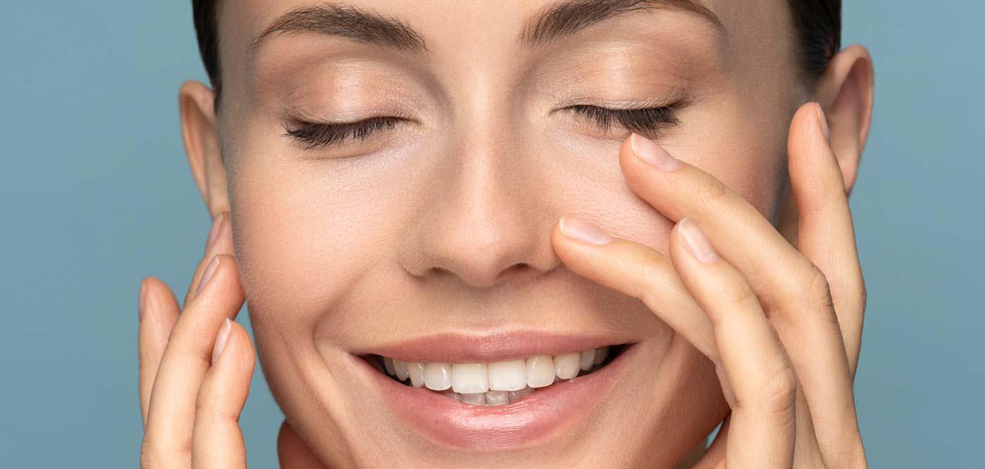 Redukcja przepuklin pod oczami w Kaniowscy Clinic