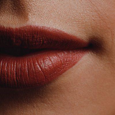 mapa ciała usta