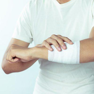 problemy medyczne blizny poparzeniowe