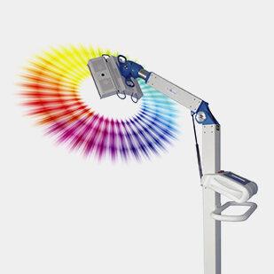 zabiegi lampa led triwings